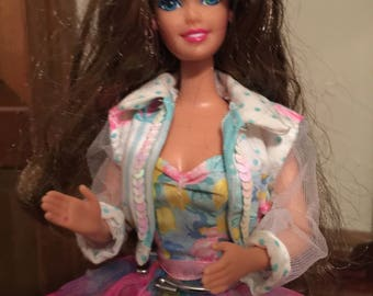 Teen Talk Barbie, Mattel, 1991