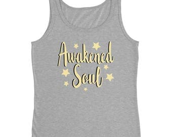 Awakened Soul Workout Tank Top for Women