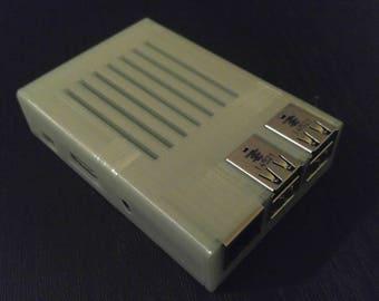 3d Printed Raspberry Pi Case - Raspberry Pi 2/3