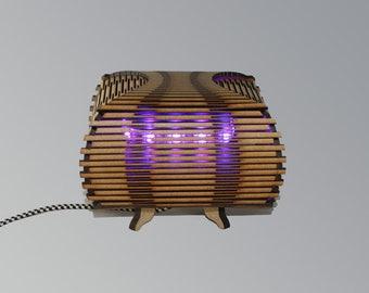 lamp of atmosphere 5v led