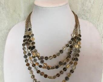 CHICO'S Necklace, Vintage Necklace, Silver Necklace, Statement Necklace, Chico's Jewelry, Necklace, Designer Jewelry, Necklaces, CHICO