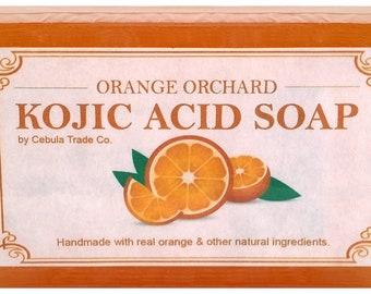 Premium Handmade Kojic Acid Soap for Skin Lightening & Whitening - FREE SHIPPING!