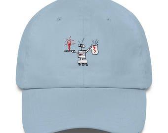 Fun Robot Classic Cap