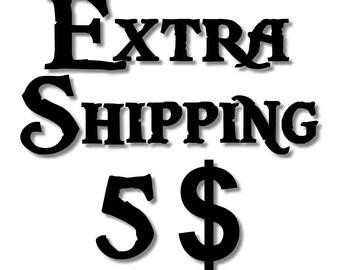 Extra Shipping