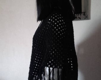 original shawl  black
