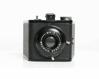 vintage Kodak Brownie Special 616 film camera home decor art display