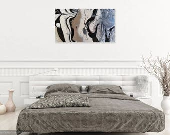 Digital Prints on Canvas and Fine Art Paper - Acrylic Painting