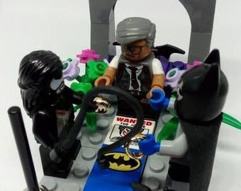 Ring Bearer Lego Batman