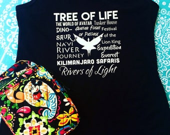 Animal Kingdom Shirt-Disney Pandora Shirt-Disney Tank Top-Animal Kingdom Tank Top-Disney Pandora-Disney-Animal Kingdom-Pandora Shirt
