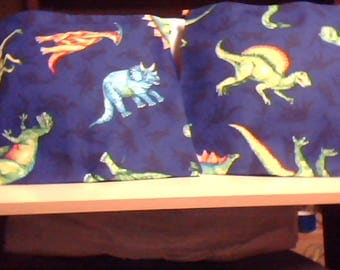 assorted dinosaur pillow pair for kids or adults