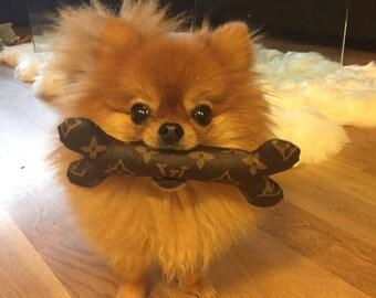 Louis Vuitton Dog Bone Toy