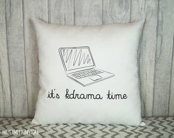 Won't come for Christmas outside Europe - Kpop - It's kdrama time! - Drama addict - hand made decorative pillow case