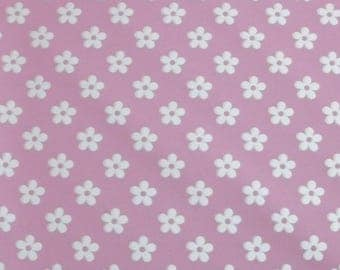100 pockets wrapping 22x14cm background pink flowers, metallic silver pouches with with flap with Ribbon