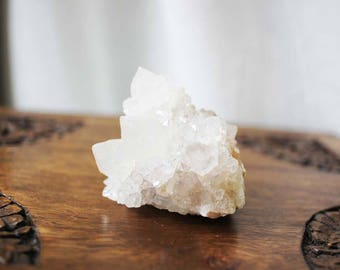 Natural Spirit Quartz Cluster | #2