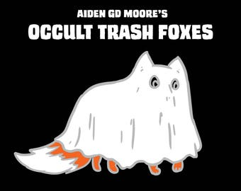Occult Trash Zine - Foxes Edition