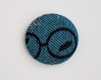 Wrap Scrap Magnet - Natibaby - Indivisibility Cloak - Wizard - Geek Gift