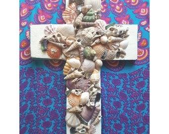 Spiritual Beach Cross
