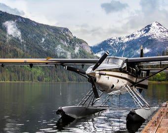 Alaska Photography, Misty Fjords, Seaplane