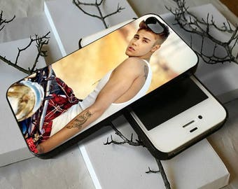 justin bieber  -  for phone iphone 4 4s 5 5s 5c 6 6s 7 8 x samsung galaxy s3 s4 s5 s6 s7 edge s8 plus cover case cases