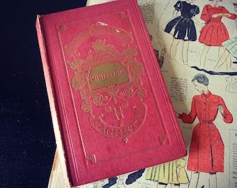 PIPO & PIP - old children's novel - Magdalena Genestoux - antique book 1936