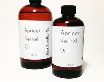 100% Apricot Kernel Oil