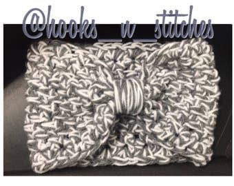 Crocheted Ear Warmers