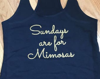 Women's Tank, Mimosa Shirt, Brunch Shirt, Brunch Tank, Sunday Shirt, Funny Women's Shirt, Girls Day Shirt, Mimosa Tank, Funny Tank Tops