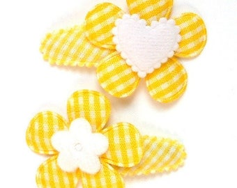 "Hair clip for baby & girl ""CELIA"" - french Baby Hair Clip"