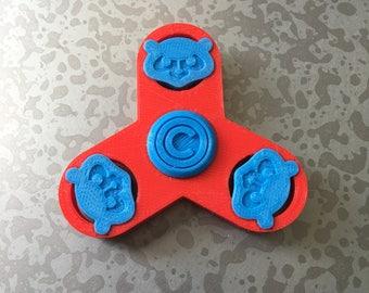 Chicago Cubs Fidget Spinner, Rare, Unique Fidget Spinner