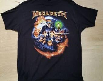 Megadeth T-Shirt - XL