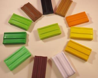 Clay polymer x 12