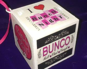 Christmas Ornaments-BUNCO