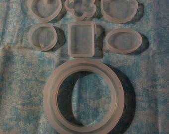 Silicone Resin Mold  (B205/248/277/278)