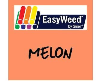 Siser EasyWeed Heat Transfer Vinyl - HTV - Melon