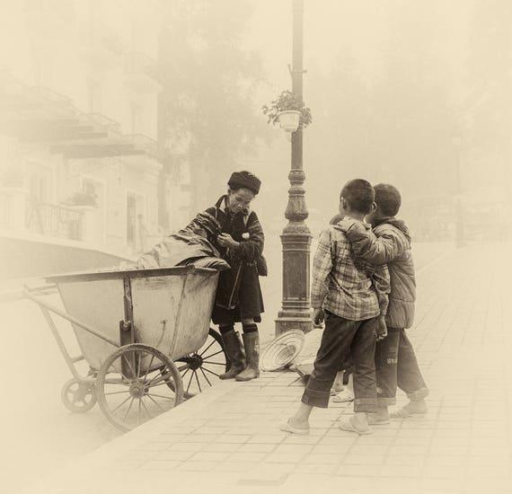 VIETNAM STORIES 20. Vietnam Print, Street Photography, Travel Photography,Giclee Print, Limited Edition Print, Photographic Print