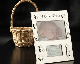 A Star-studded Picture Frame For Baby's Big Premiere