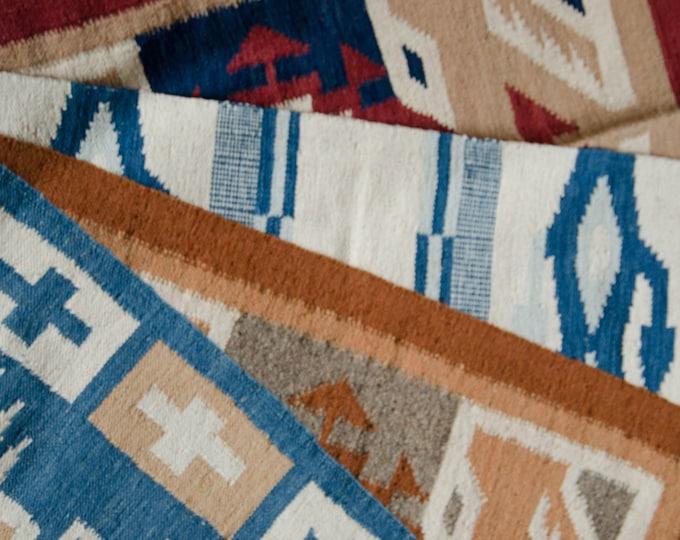 Guatemalan Hand Woven Rugs