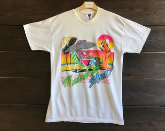 Vintage 90s Made in the Shade Graphic Tee