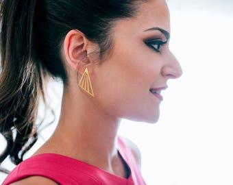 Chords Earrings