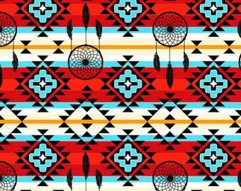 Native American inspired/ dreamcatchers/ aztec patterns