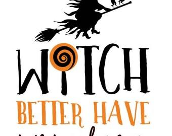 Witch Betta