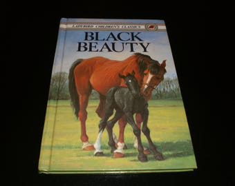 Black Beauty ladybird children's classic