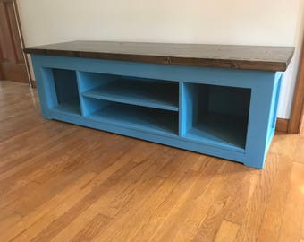 Storage Bench, Custom sizes and colors.