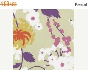 """ON SALE Dear Stella Designs       """"Floral""""    100% Cotton   1- Yard  End od Bolt"""