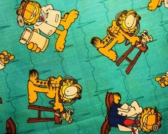 Scrub Hat - Garfield