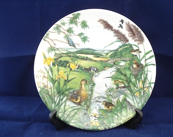 Decorative plate the hayfield,Wedgwood