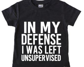 In my Defense  Shirt