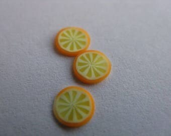NEW set of 12 thin slices for nail jewelry 4