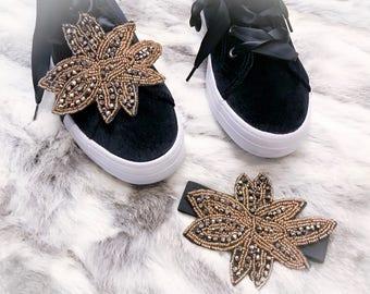 Shoe accessories,shoe strap band,detachable shoe accessories