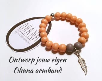 Ohana bracelet to your liking